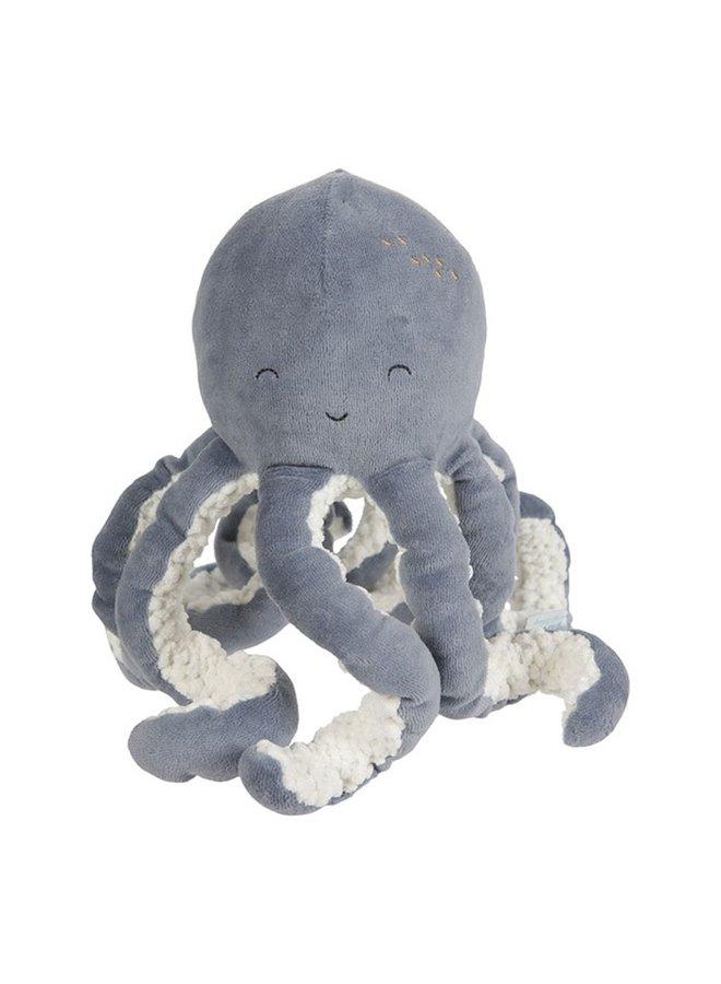 Knuffel - Octopus Ocean - Blue