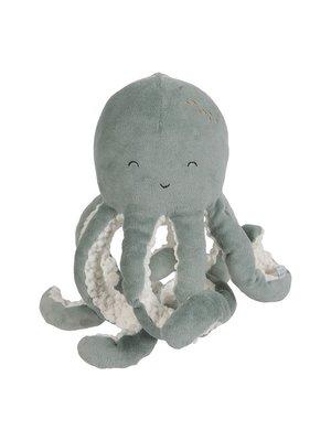 Little Dutch Knuffel - Octopus Ocean - Mint