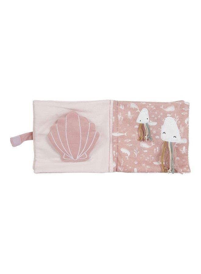 Activiteitenboekje - Ocean pink