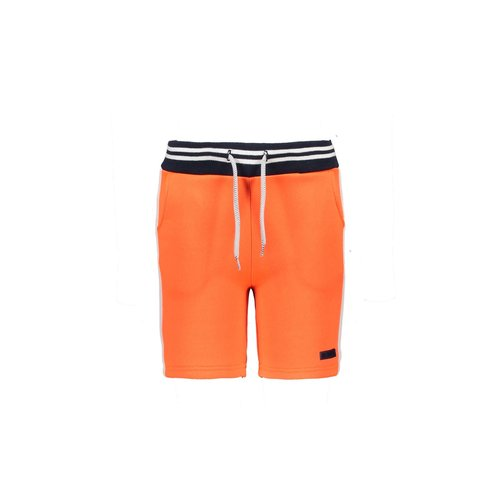 B.Nosy Boys short with tape on side seam - Neon red