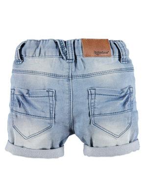 Babyface Boys jeans short - Blue denim