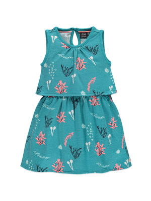 Babyface Girls dress - Sea green