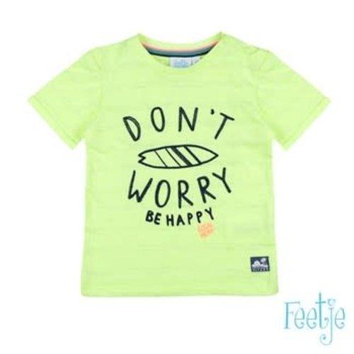 Feetje T-shirt Don't Worry - Mini Wanderer