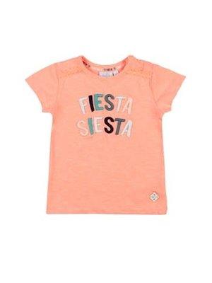 Feetje T-shirt Fiesta Siesta - Botanic Blush