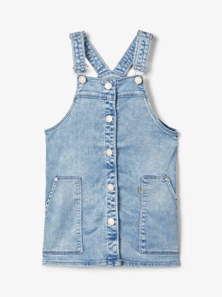 Name It Mini Batora - Denim Skirt - Light Blue Denim