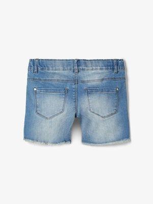 Name It Kids Salli - Short 1340 - Light Blue Denim
