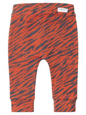 Noppies Pants comfort fit Orinoco AOP - Spicy Ginger