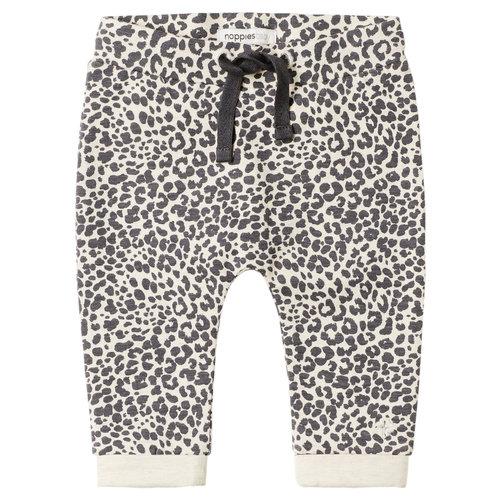 Noppies Pants comfort fit Orinoco AOP - Oatmeal