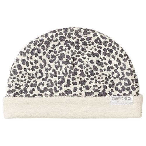 Noppies Hat rev Quechuca AOP - Oatmeal