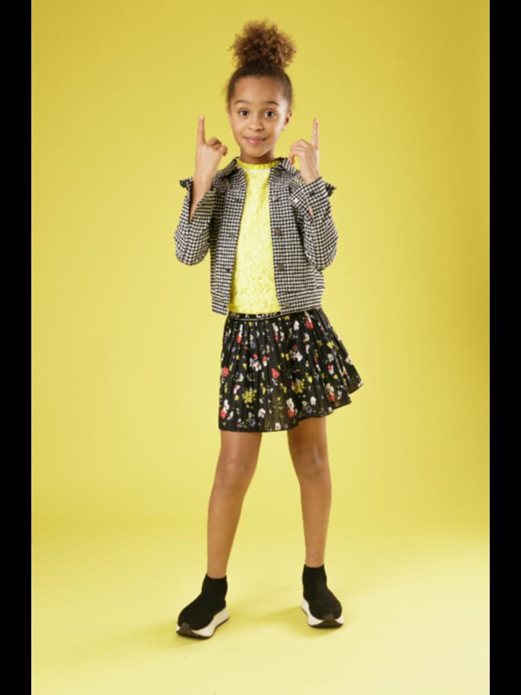 Little Miss Juliette Jacket Blocks