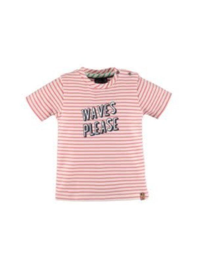 Boys T-shirt - Waves Please