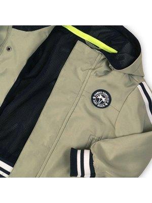 Dirkje Baby jacket - Light army green