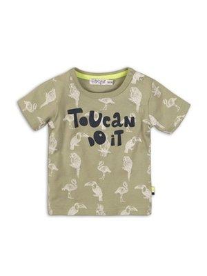 Dirkje Baby t-shirt - Toucan