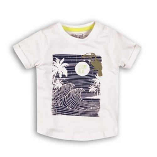 Dirkje Baby t-shirt - Wave