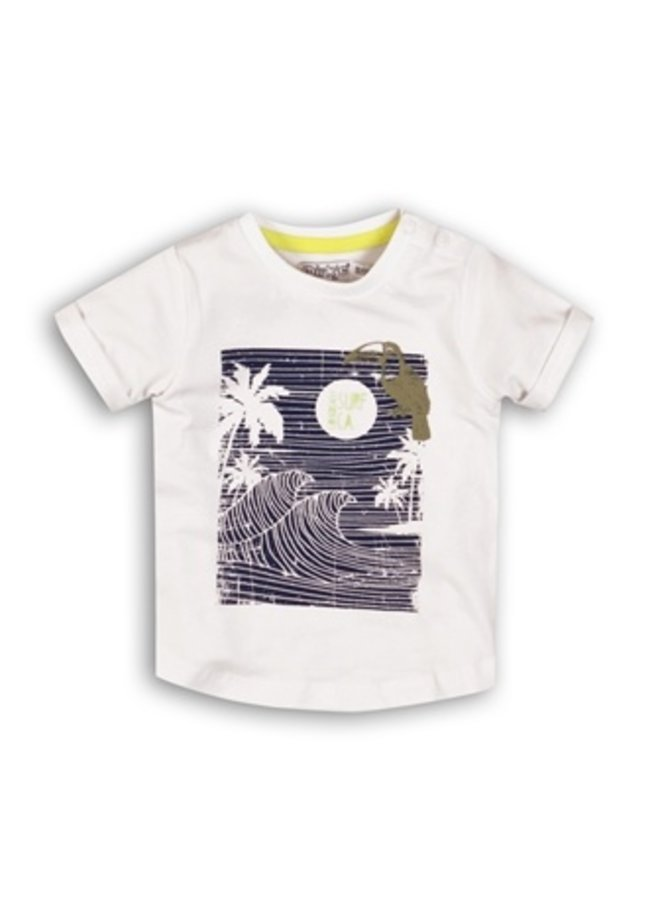 Baby t-shirt - Wave