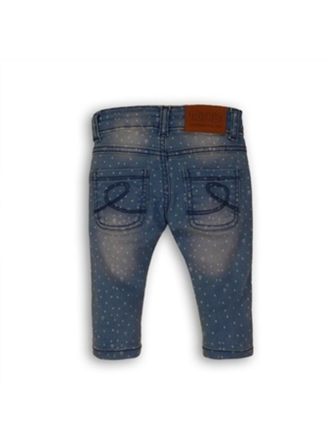 Baby jeans - Blue jeans