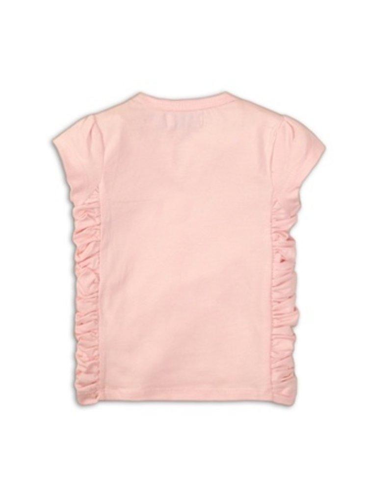 Dirkje Baby t-shirt - Light pink
