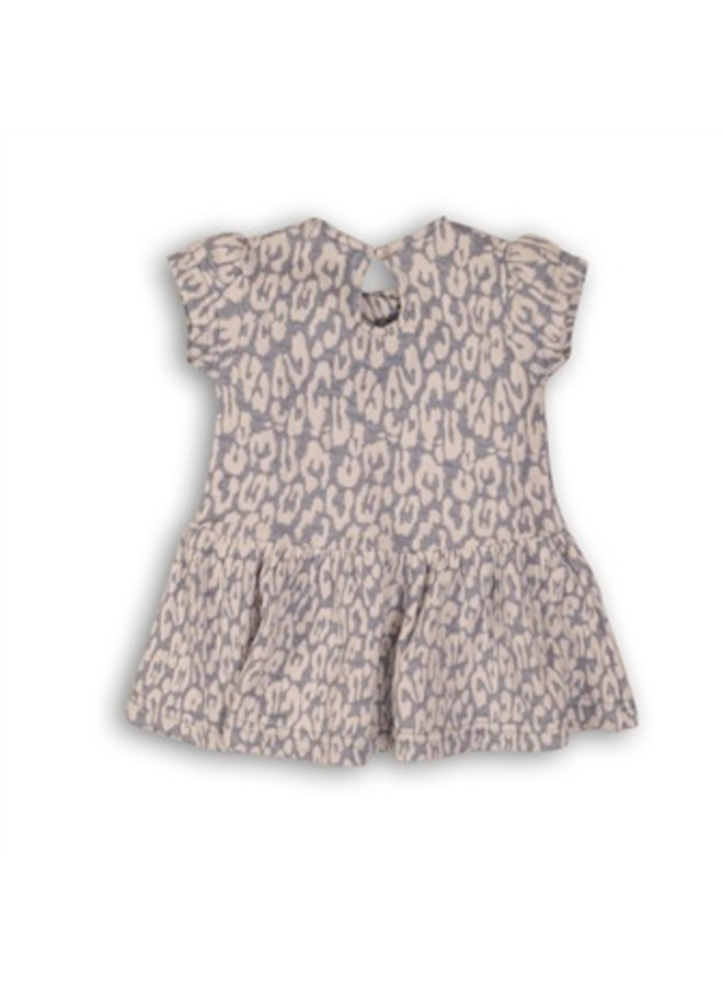 Baby dress - Light blue