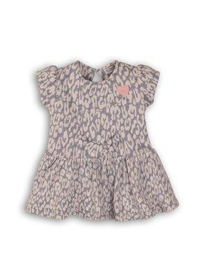 Dirkje Baby dress - Light blue
