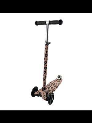 VanPauline Step Blush Pink Leopard