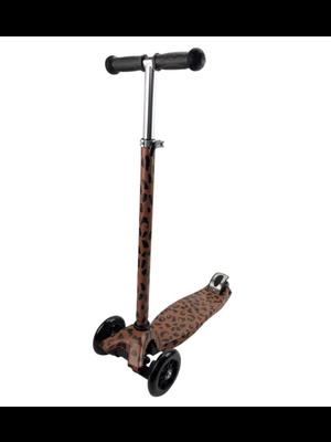 VanPauline Step Caramel Leopard