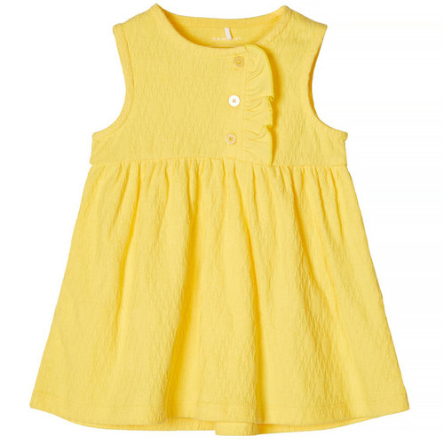 Name It Baby Florina - Dress - Aspen Gold
