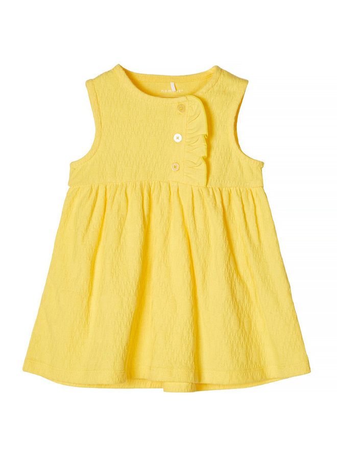 Florina - Dress - Aspen Gold