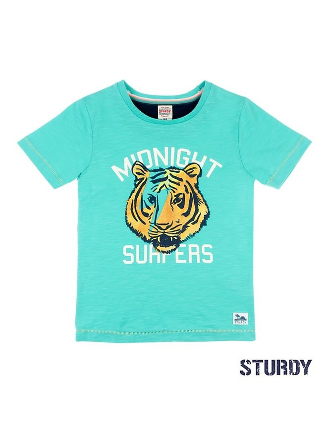 T-shirt Midnight Surfers - Wild Wanderer