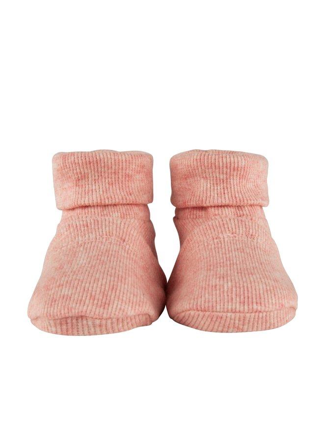 Babyslofjes - Pink Melange