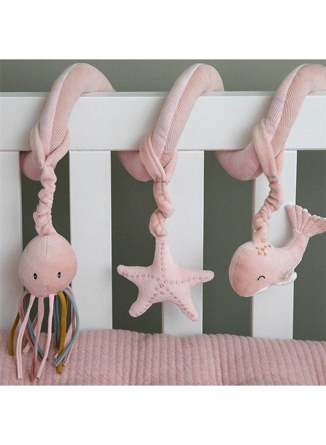 Speelspiraal - Ocean Pink