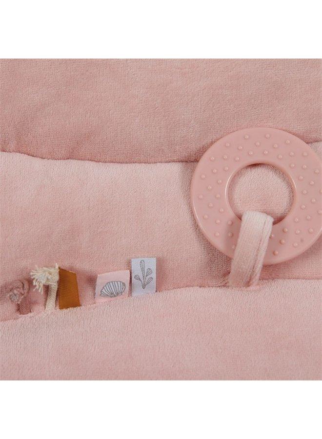 Boxkleed - Ocean Pink