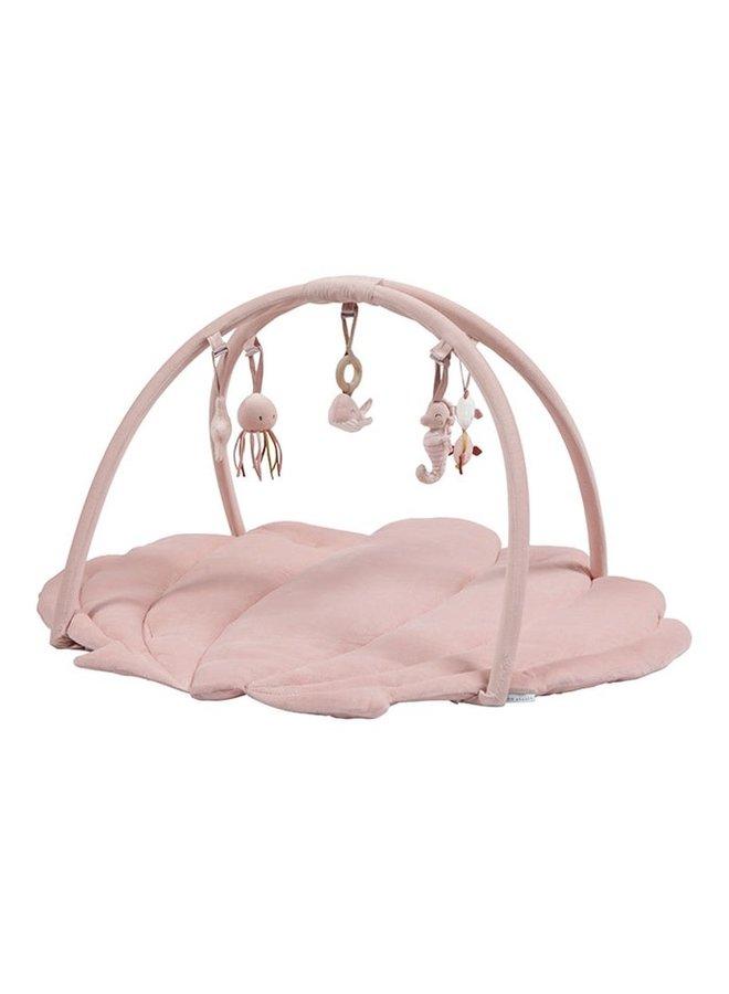 Speelkleed Schelp - Ocean Pink