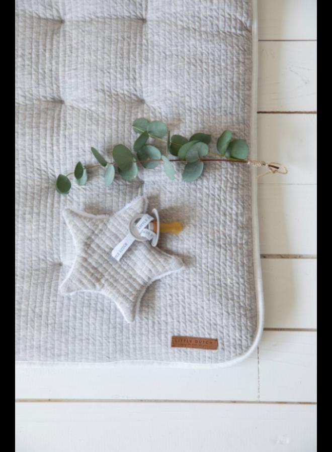 Speendoekje - Pure Grey