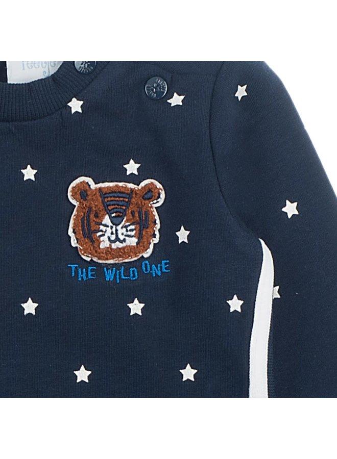 Sweater AOP - Smile & Roar