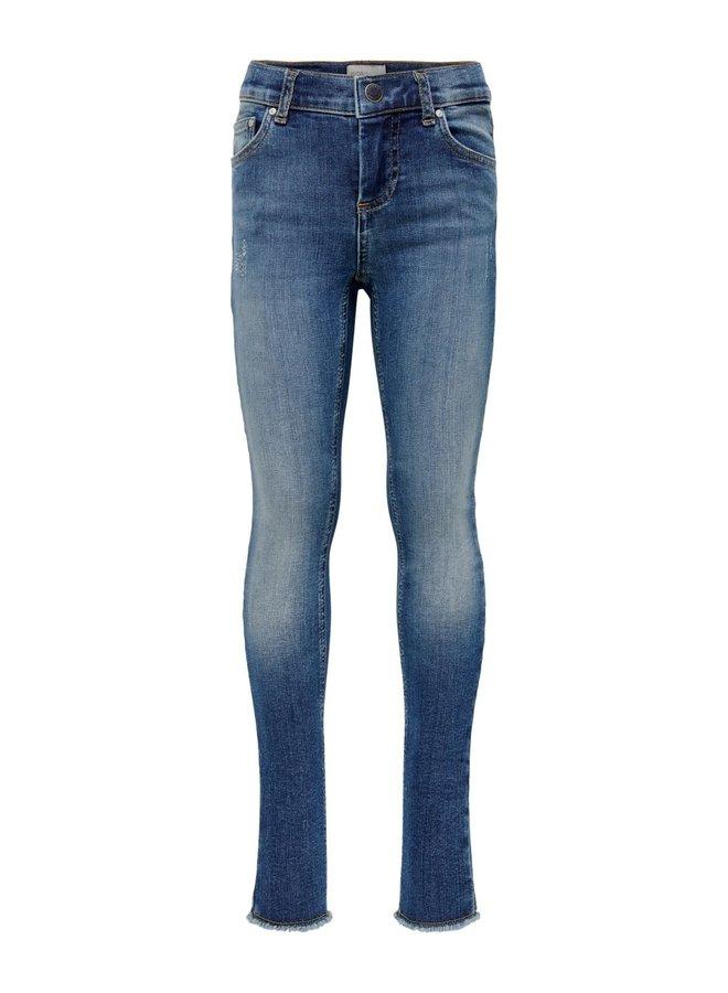 Blush - Skinny Raw Jeans - 1303 Noos