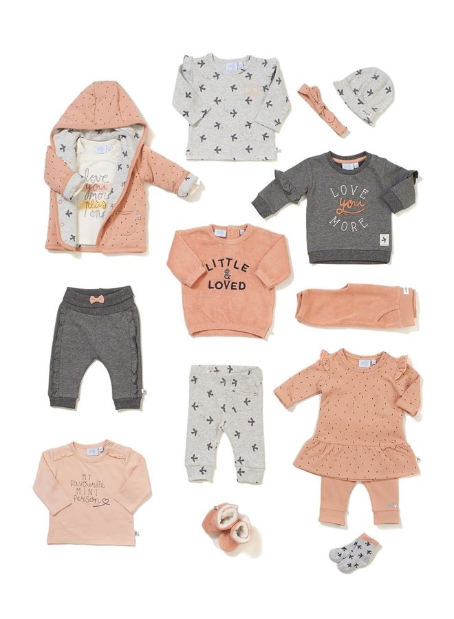 Broek - Little and Loved - Roze