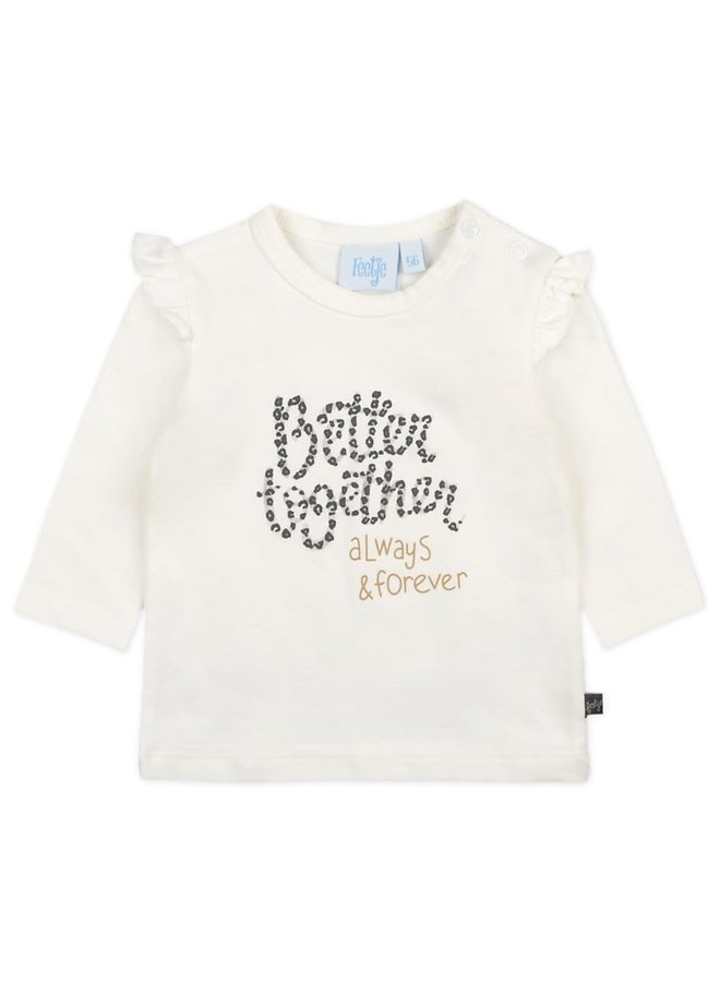 Longsleeve - Better Together - Offwhite