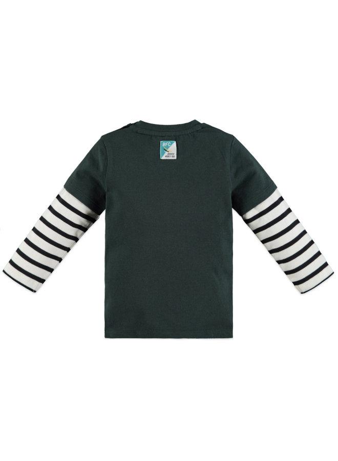 Boys T-shirt Longsleeve - Bottle