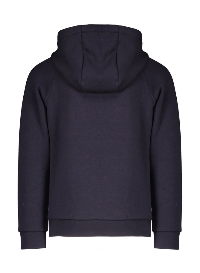 Kissy Hooded sweater with NONO Licious artwork at chest