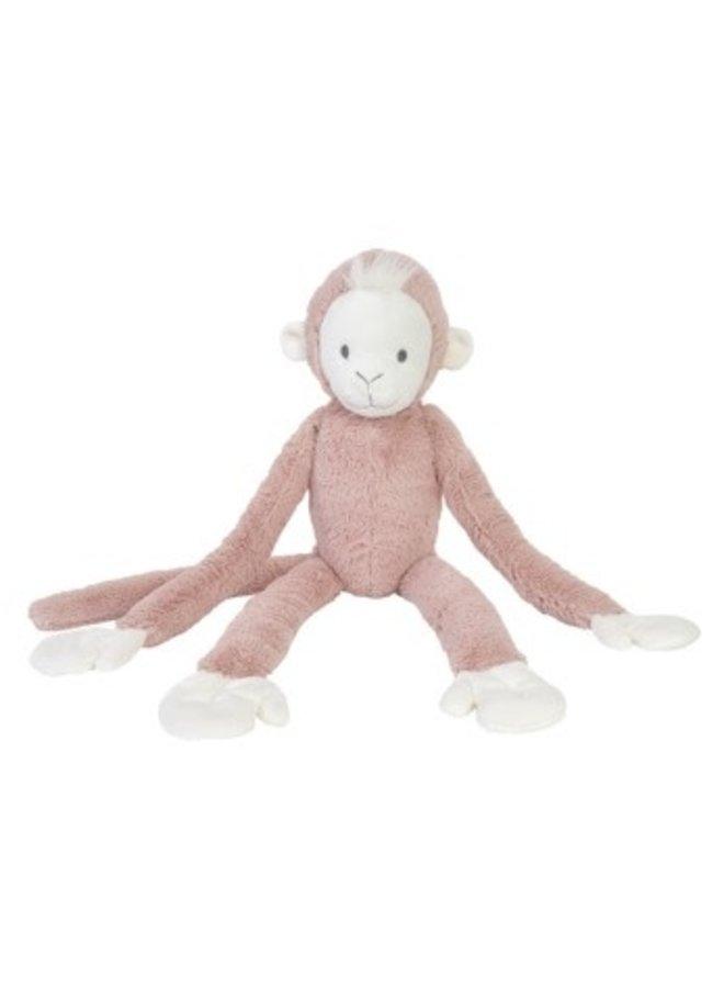 Peach Hanging Monkey no. 3 - 84cm
