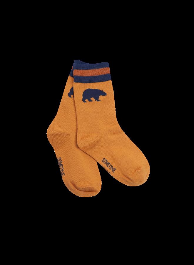 Socky Multi - Bear