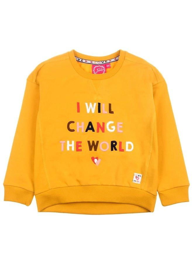 Sweater Change - Bittersweet
