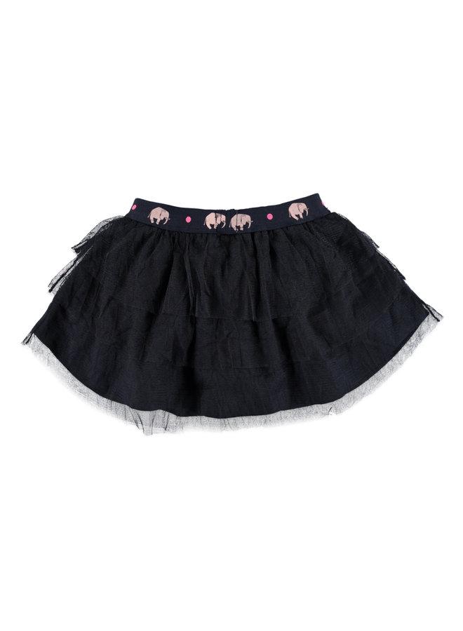 Girls Skirt - Blue Night
