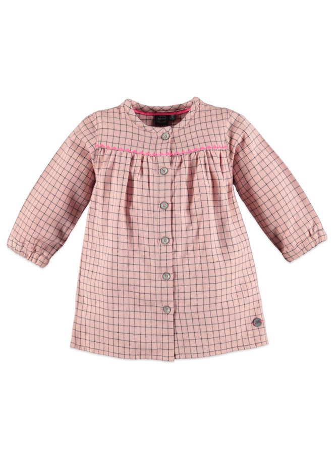 Girls Dress - Chalk Pink