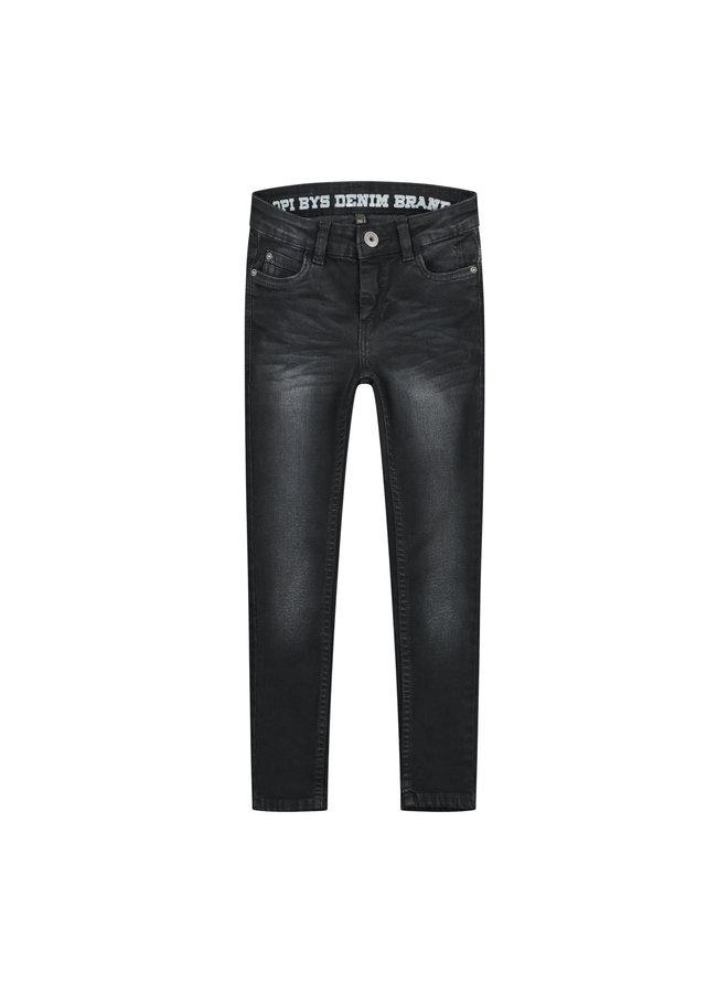 Jake - Jeans - Black Denim