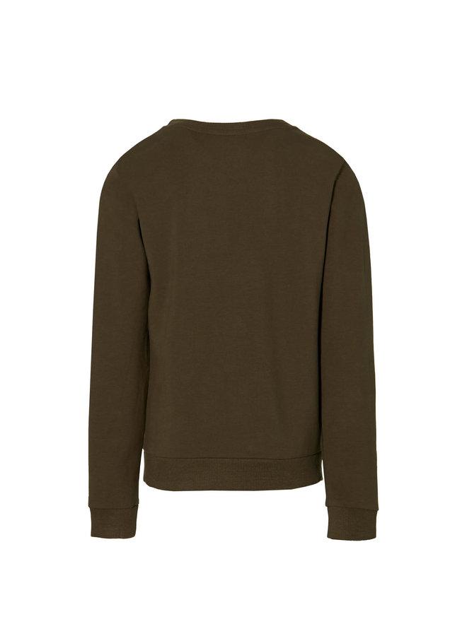 Kean - Sweater - Olive