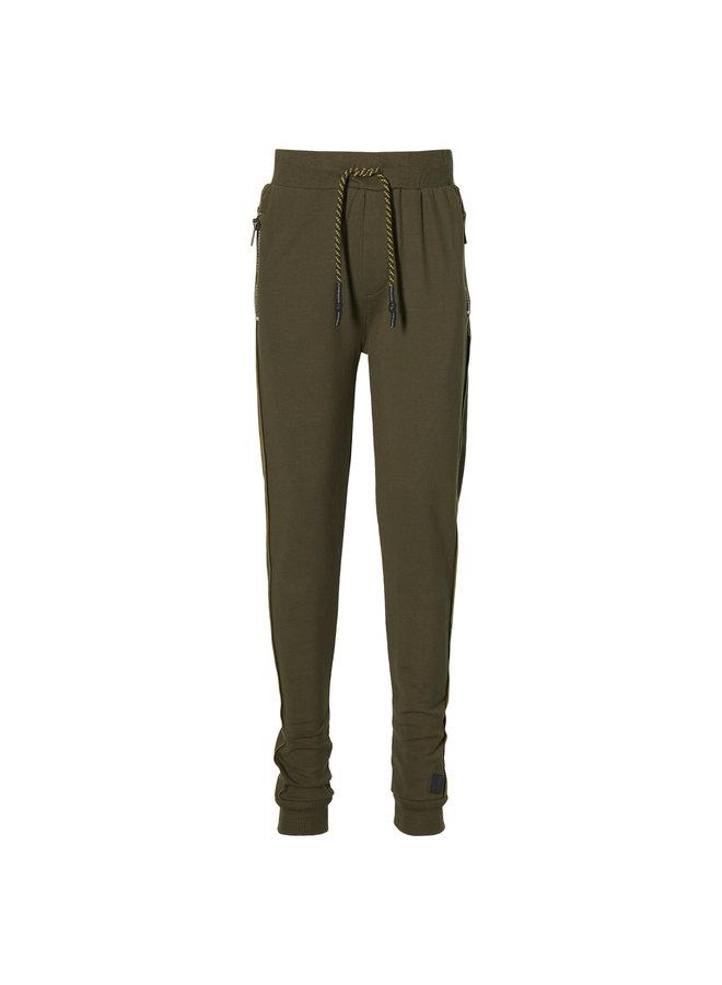 Kenz - Pants - Olive