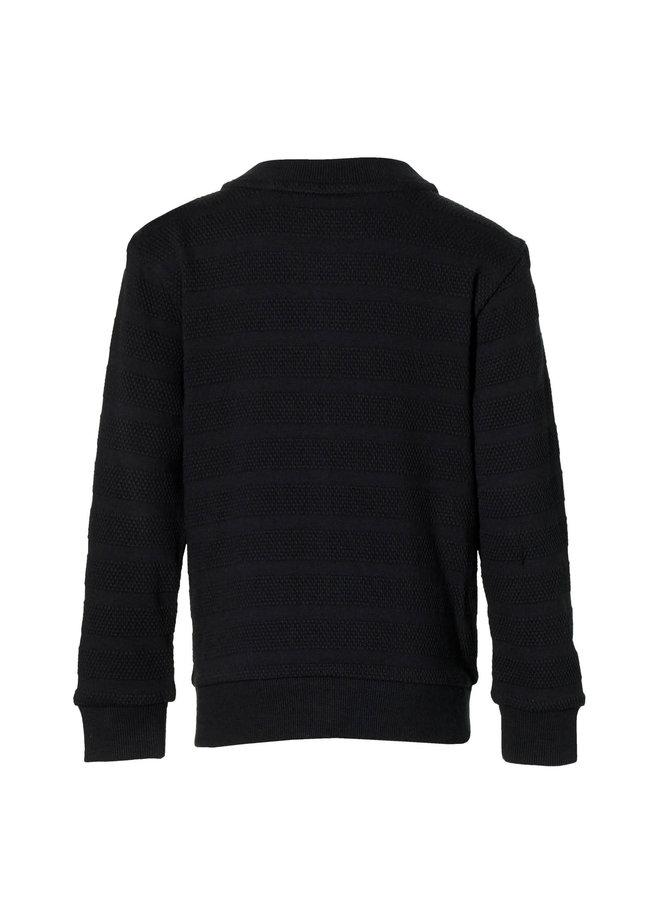 Levi - Jacket - Black