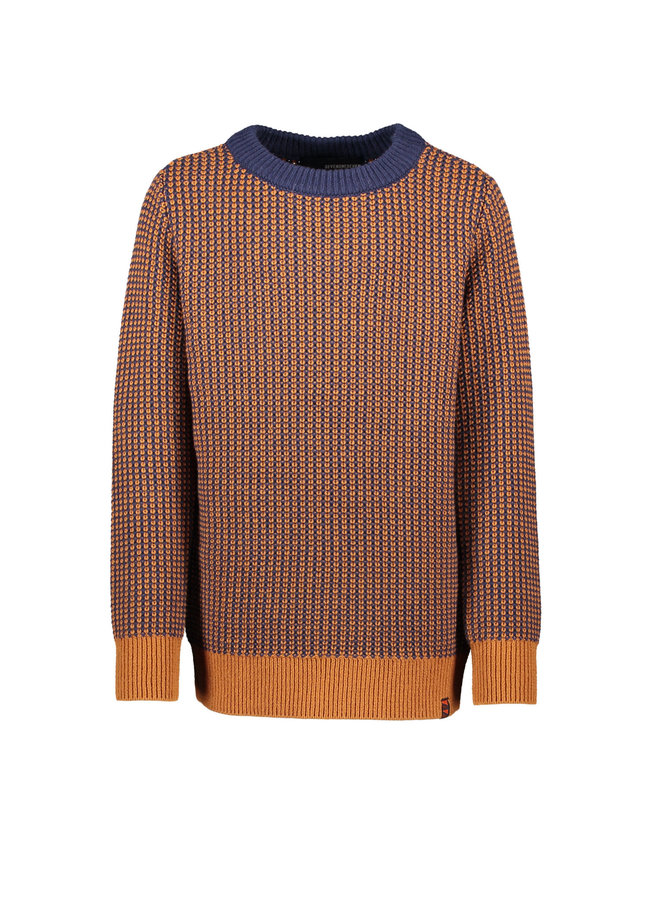 Pullover - Horse Brown