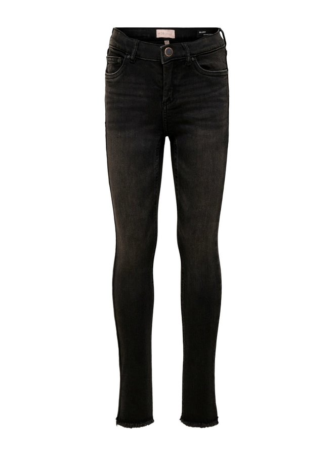 Kids Only - Blush - Skinny Raw Jeans - 1099 Noos